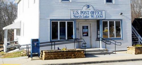 North Lake Post Office
