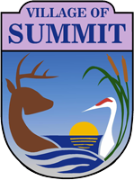 Village of summit logo