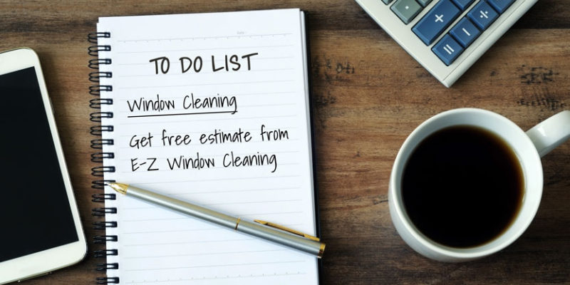 Schedule Window Cleaning Now