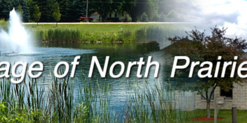 village of north prairie