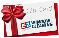 E-Z Window Cleaning Gift Card