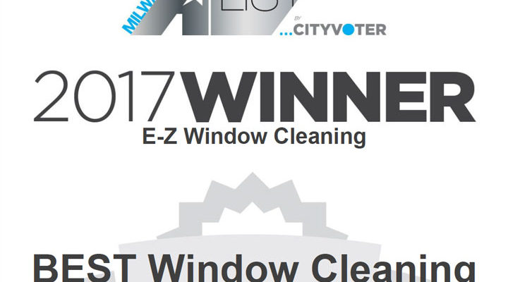 Milwaukee's #1 Best Window Cleaners Since 2013