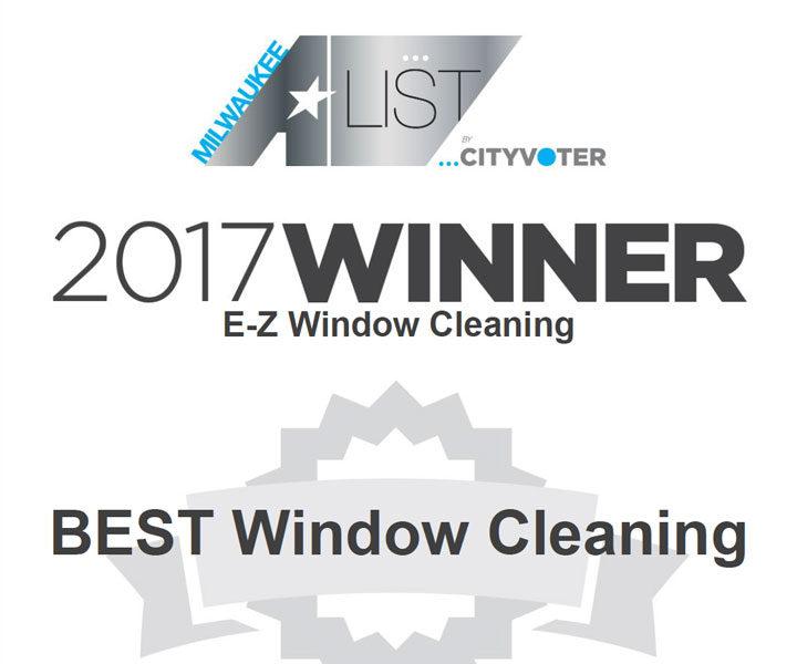Milwaukee's #1 Best Window Cleaners Since 2013