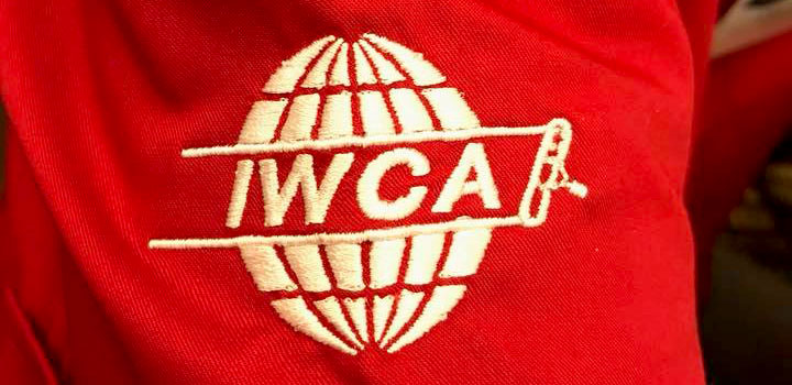 IWCA embroidered shirt