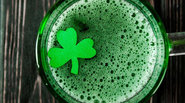 St. Patricks Day Drink