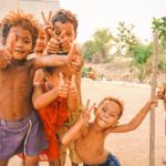 Children celebrate international Youth Day