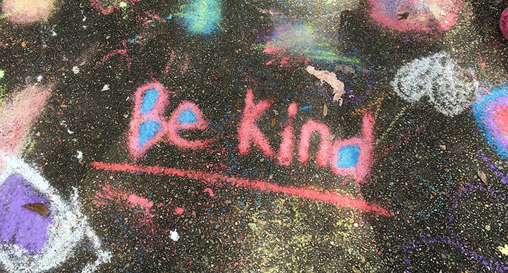 Be Kind - October is National Bullying Prevention Month