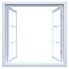 2 Casement Windows