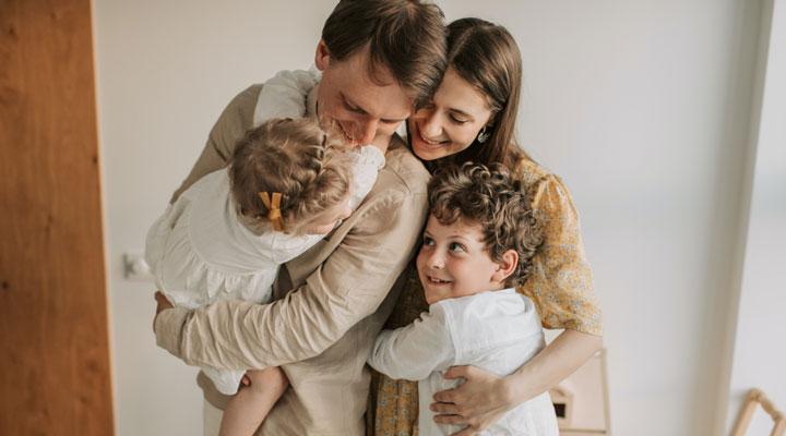 Global Hug your Kid Day