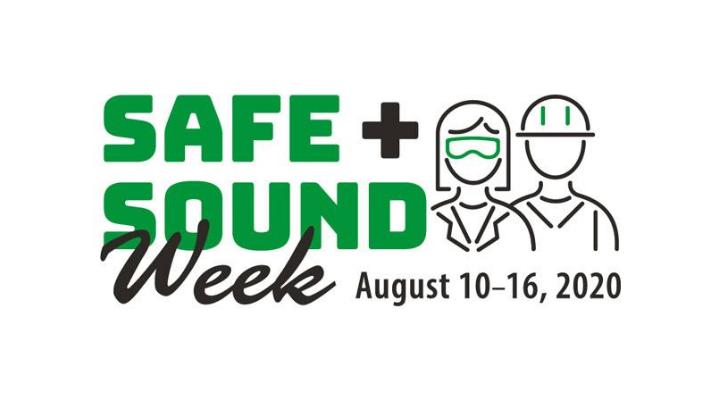 Safe+Sound Week 2020