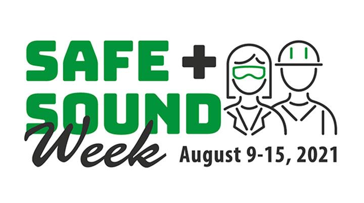 Safe+Sound Week 2021