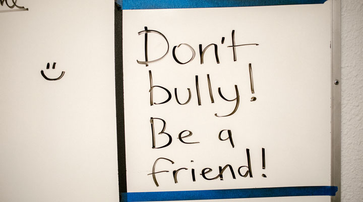 Consider Kindness this October – It's National Bullying Prevention Month
