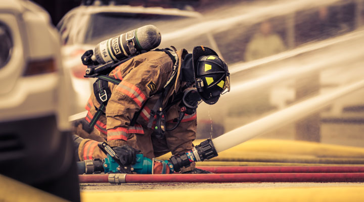 It's National Fire Prevention Week