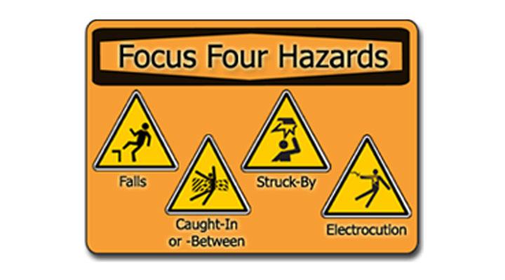 OSHA Focus Four