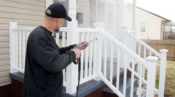 5 Things to Keep in Mind When Pressure Washing Your Home